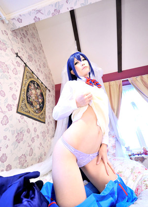 Japanese Cosplay Haruka Girl Mobile Poren