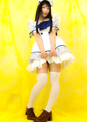 Japanese Cosplay Maid Assfuck Nude Oily