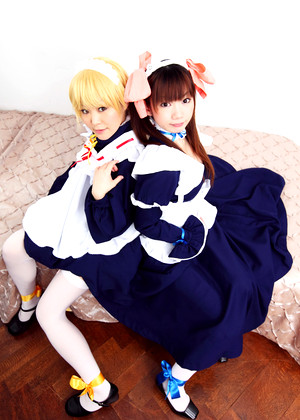 Japanese Cosplay Maid Boobssexvod Animated Images