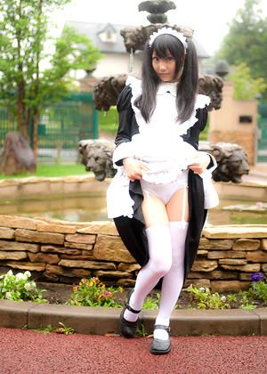 Japanese Cosplay Maid Sexism Night Bf