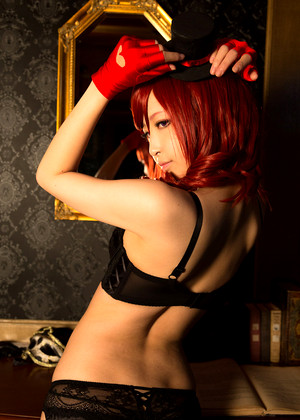 Japanese Cosplay Nasan Males Pussy On