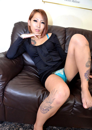 Japanese Gachinco Ami Class Tattoo Photo