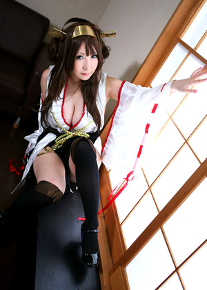 Japanese Kantai Collection Kongou Hottie Girl Bugil jpg 2