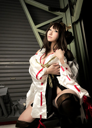 Japanese Kantai Collection Kongou Hottie Girl Bugil jpg 4