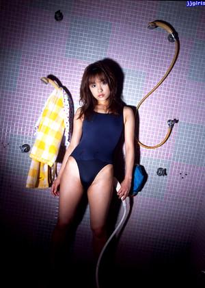 Japanese Mihiro Tatoo Exposing Pussy