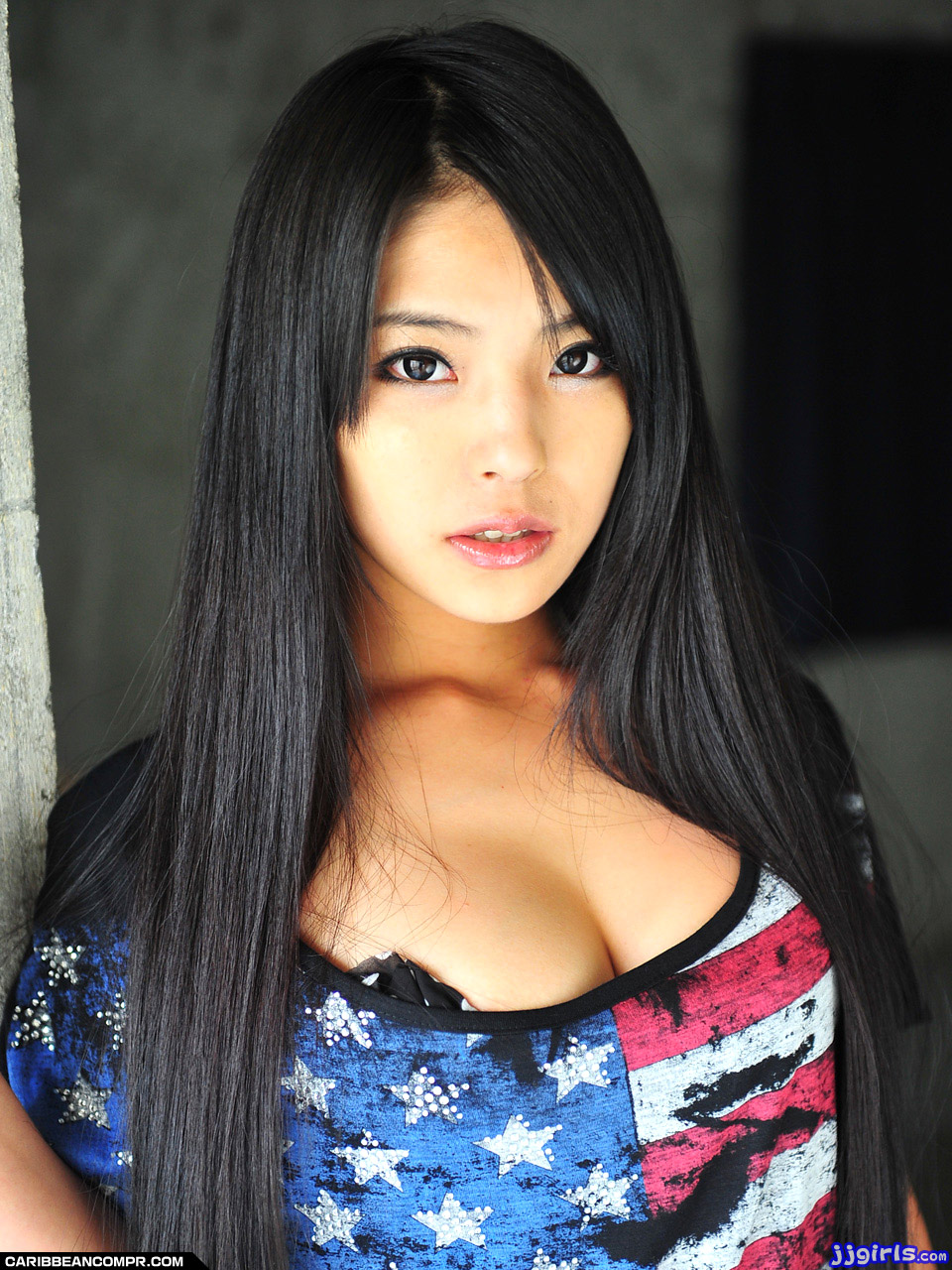 Asia busty