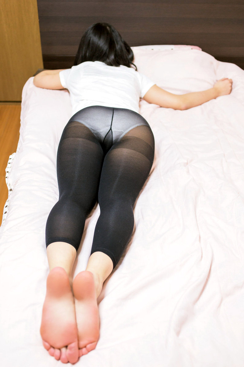 japanese black tights
