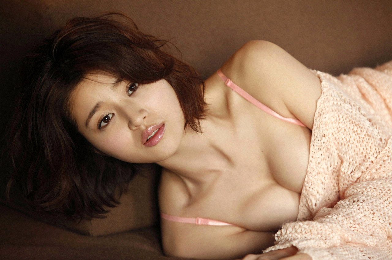 Young woman sexy japanese anime cosplay stock photo