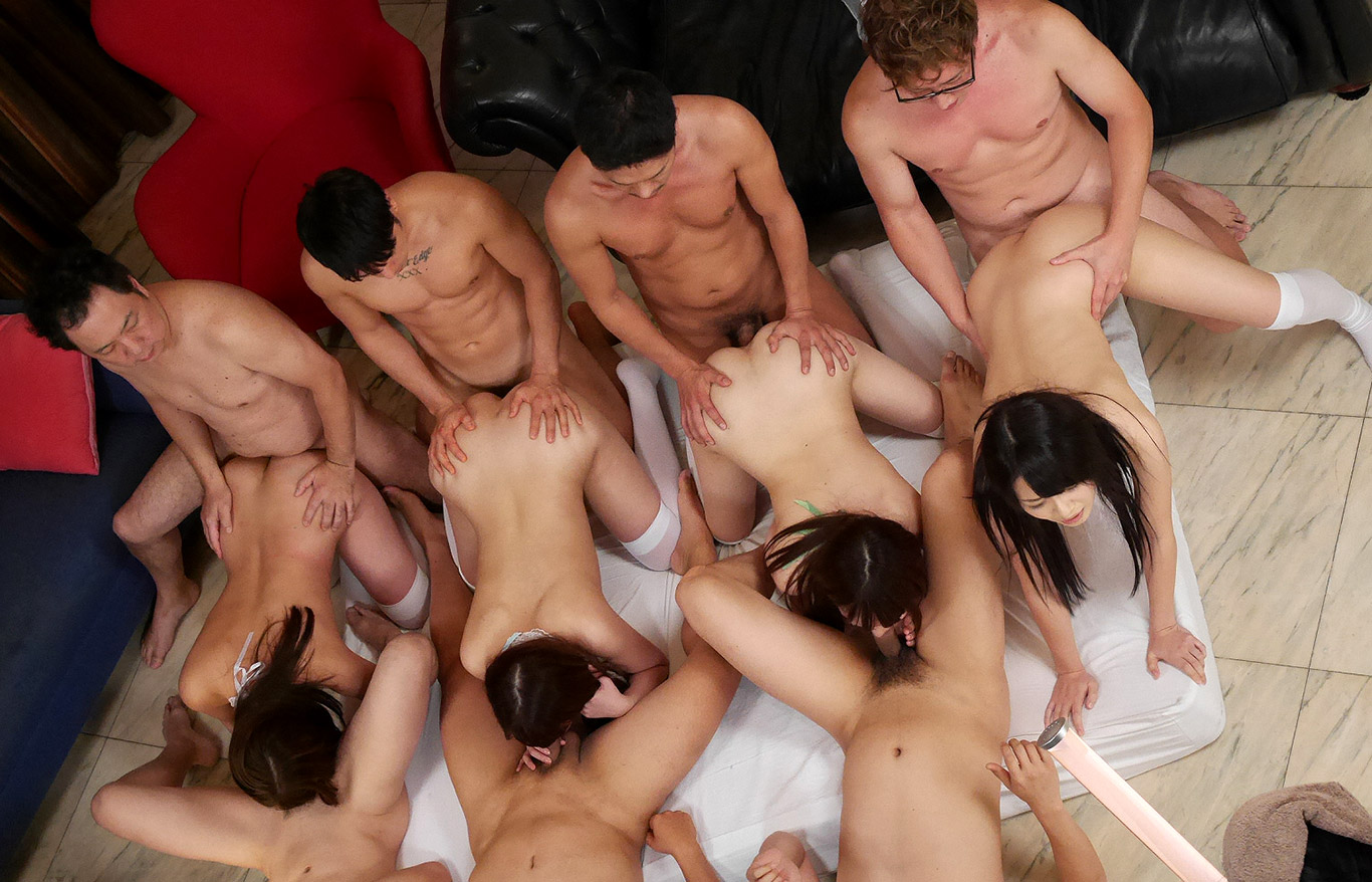 Gay asian piss orgy
